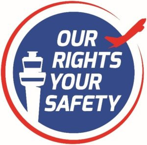 Our Rights Your Safety Logo