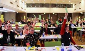 Vida VAW Conference participants
