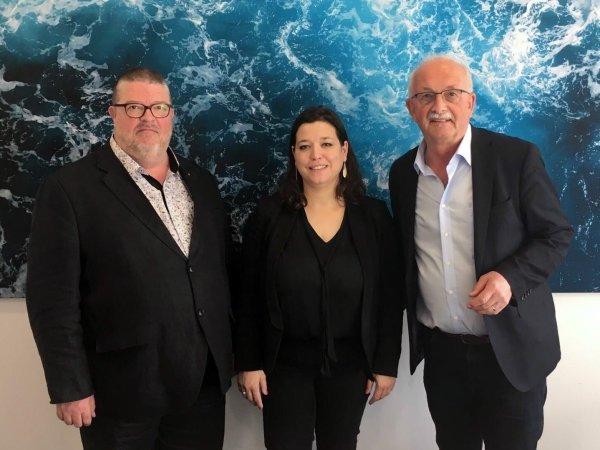 ETF leadership meets Udo Bullmann