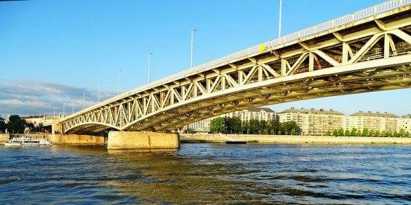Budapest Margít Bridge